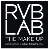 RVB LAB The Make Up Logo