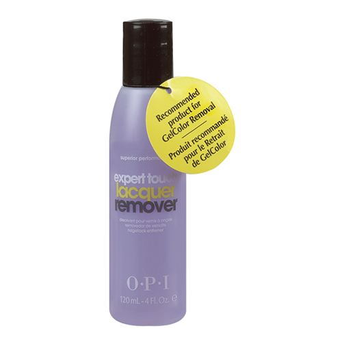 Expert Touch Lacquer Remover 4 Fl. Oz. OPI