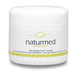 Body Massage Cream 500ml Naturmed By Cristina D