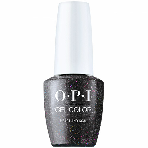 """GelColor - Heart and Coal """"Shine Bright Holiday 2020"""" 1/2oz OPI"""