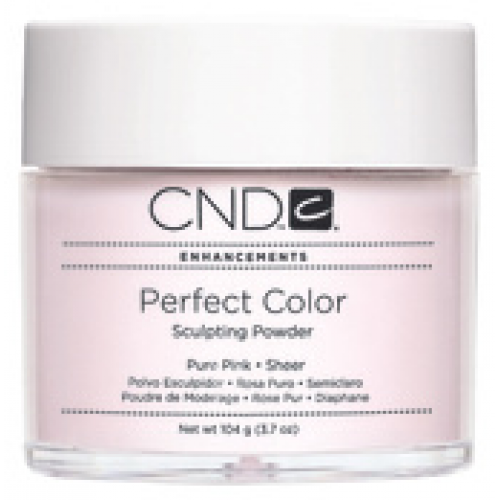 Perfect Pure Pink Sheer Powder 3.7oz CND