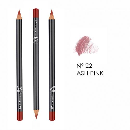 Lip Pencil 22 RVB Lab The Make Up