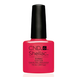 "Ecstasy Shellac 1/4 oz (7.3 ml) ""New Wave Collection"" CND"