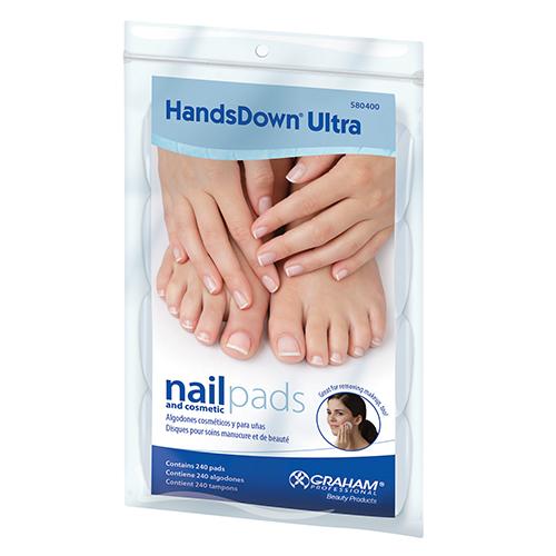Hands Down Pads 240/Pads Per Bag