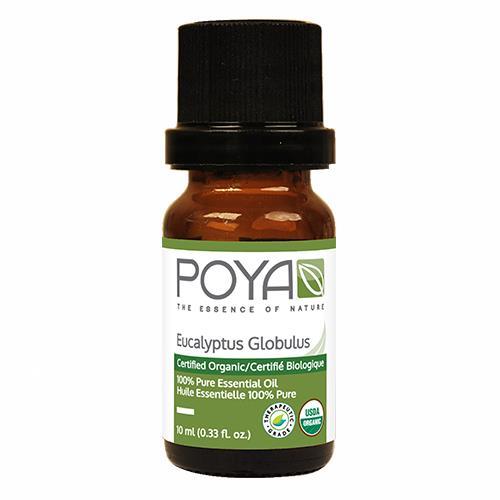 Poya ORGANIC Essential Oil Eucalyptus Globulus 10ml (.33 fl.oz)
