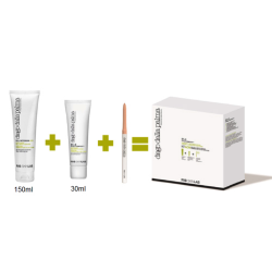 Oily Skin ACN SOS Kit:cleansing gel, perfecting serum,sos anti-blemish pen DDP