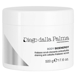Draining Anticellulite Thalasso Scrub 500g Body Bio Energy DDP SkinLab