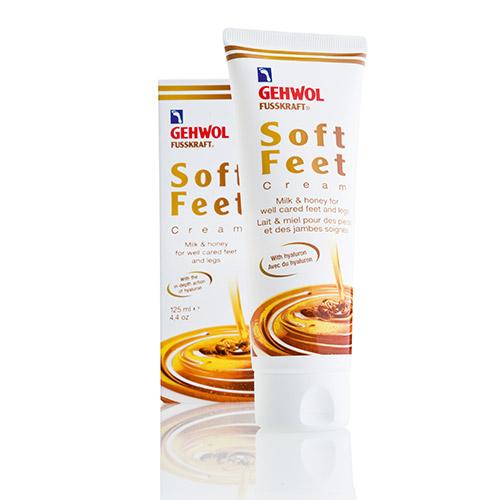 Soft Feet Cream Milk & Honey 500ml Refill w Pump Gehwol (Mar/Apr Qty break @ 12)
