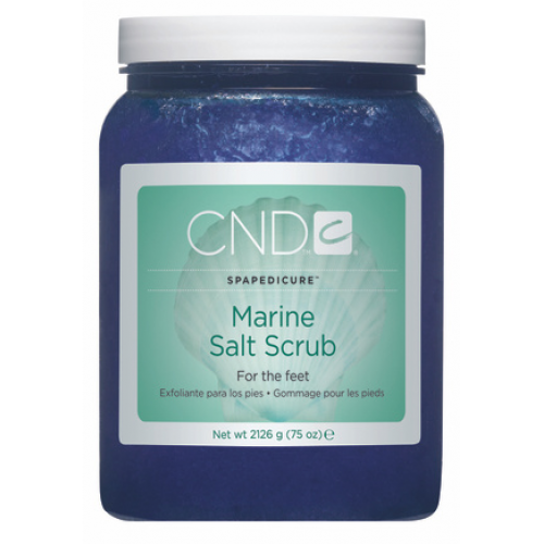 Marine  Spaped Salt Scrub 75oz CND