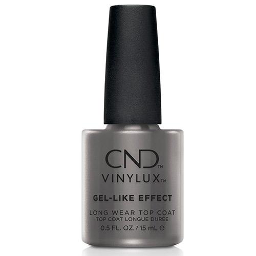 Vinylux Gel-like Effect Top Coat 0.5oz CND