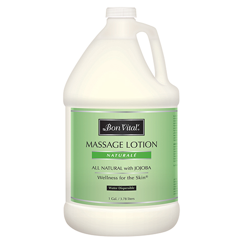 Natural Massage Lotion Gallon Bon Vital discontinued
