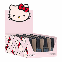 "Start To Finish FFF ""Hello Kitty 2019"" Gift (24 Mini FFF 1/8oz) OPI"