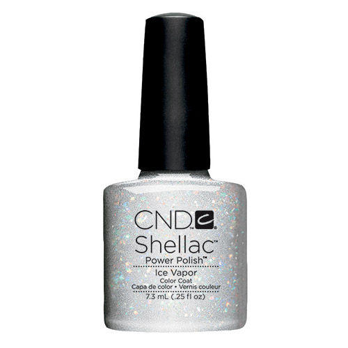 Ice Vapour Shellac 1/4oz (7.3ml) CND