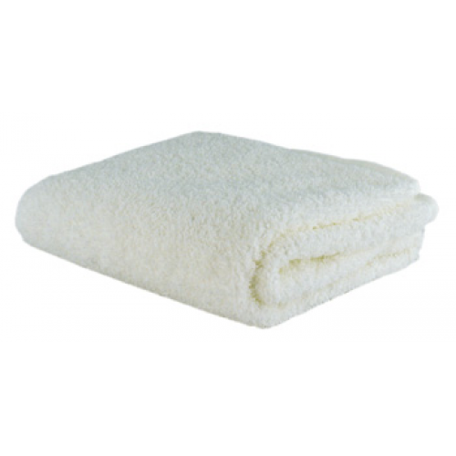 Towels (Deluxe) 1 Dozen 16 X 27 Cotton White