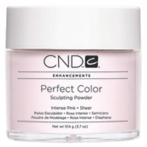 Perfect Intense Pink Sheer Pwdr 3.7oz CND