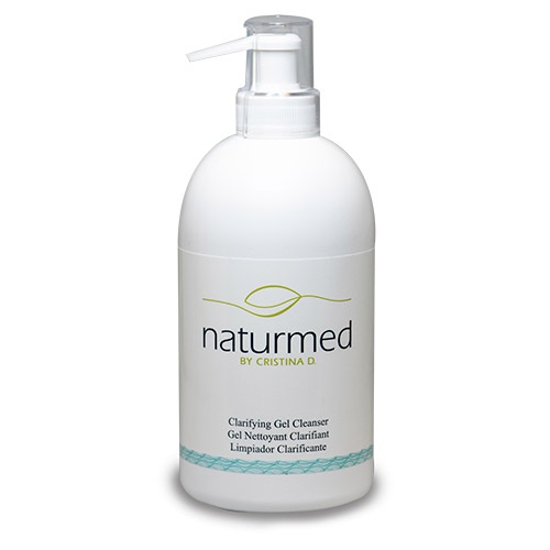Clarifying Gel Cleanser 500ml Naturmed By Cristina D