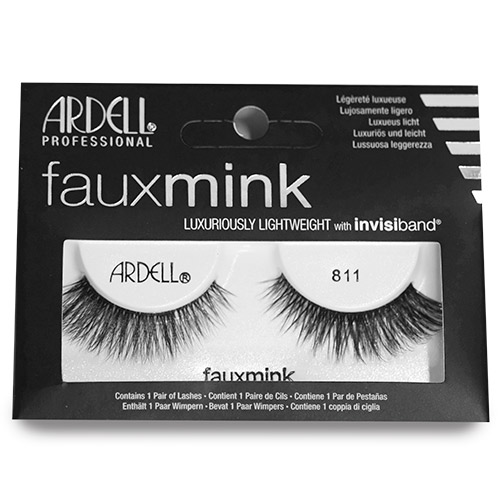 Faux Mink #811 with Invisiband Ardell Professional