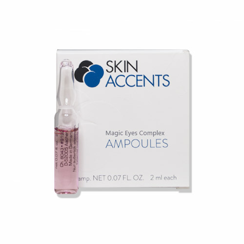 Magical Eyes Ampoule/SERUM 2 ml x 25 pc/ box Skin Accents