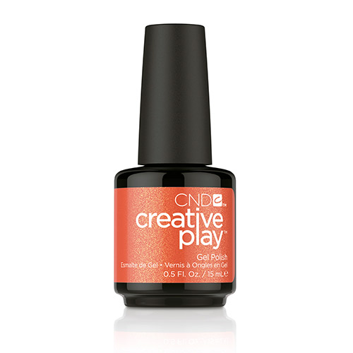 Creative Play GEL Polish #463 See You In Sienna (15ml) 0.5 oz CND