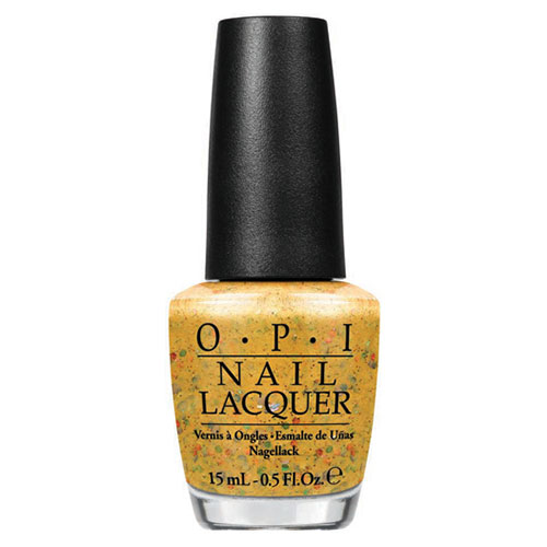 Pineapples have Peelings 1/2 oz Lacquer OPI