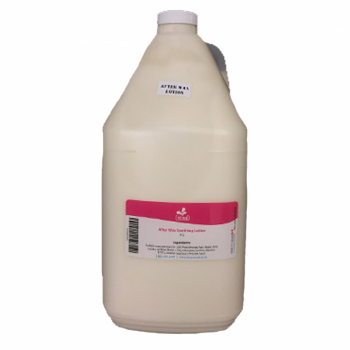 After Wax Soothing Body Milk Gallon Cristina D