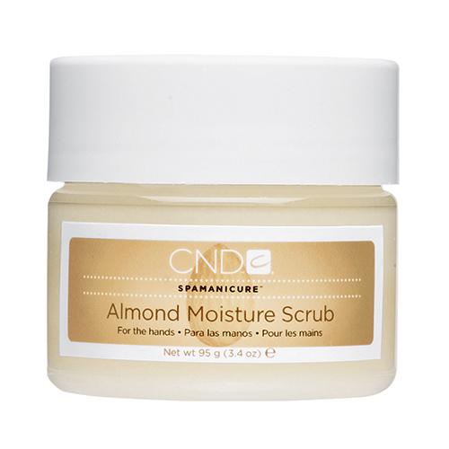 Almond Moisture Scrub 3.4oz Spamanicure CND