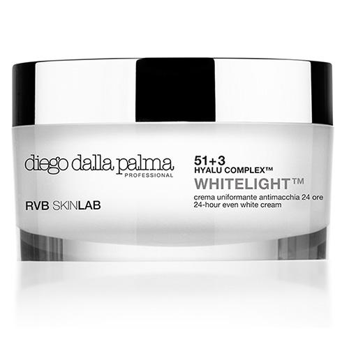 Whitelight 24 hour Even White Cream 50ml vase DDP Skinlab