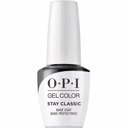 GelColor - STAY CLASSIC Base Coat Gel 1/2 fl oz OPI (Replaces GC010)