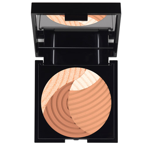 "Gleam & Glow Bronze Comact Powder for Face 304 ""Spring/Summer 2019"" The Make Up"