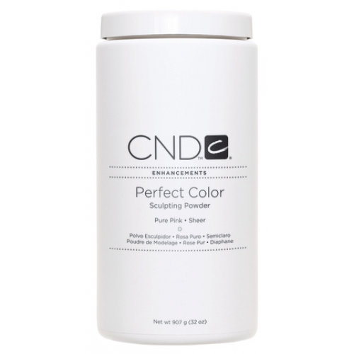 Perfect Pure Pink Sheer Powder 32oz CND
