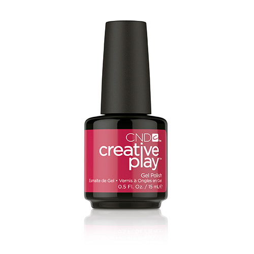 Creative Play GEL Polish #460 Berry Busy (15ml) 0.5 oz CND