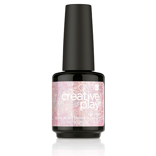 Creative Play GEL Polish #477 Tutu Be Or Not To Be(15ml) 0.5 oz CND discontinued