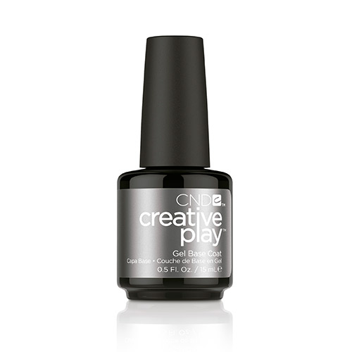 Creative Play GEL Polish Base Coat (15ml) 0.5 oz CND