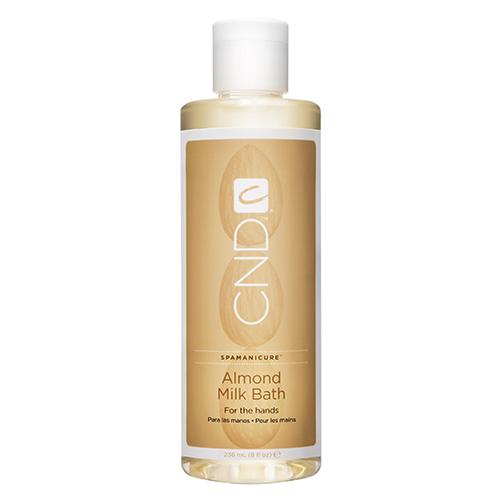 Almond Milk Bath 8oz Spamanicure CND