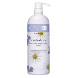 Wildflower & Chamomile 31oz Lotion Scentsations CND