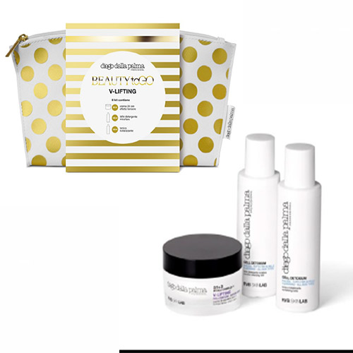 Beauty To Go - V-lifting (Tensor Effect Cream,travel cleanser,tonic)DDP Skinlab