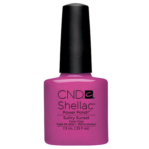 Sultry Sunset Shellac 1/4oz (7.3ml) CND