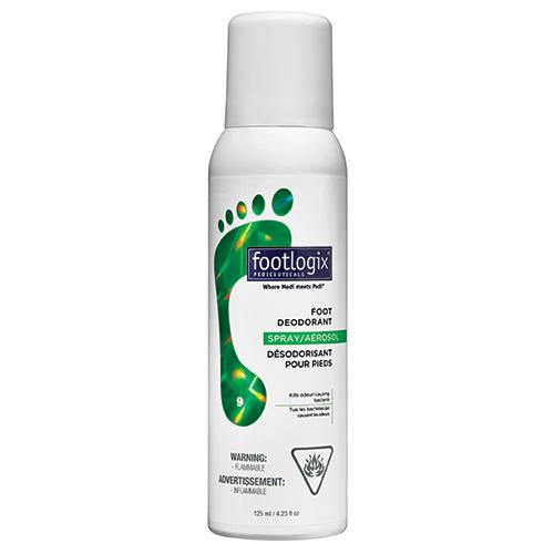 Foot Deodorant Spray #9 Footlogix 125ml/119g