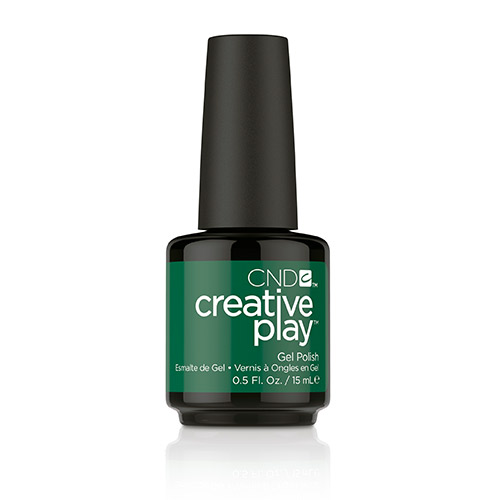 Creative Play GEL Polish #485 Happy Holly Day (15ml) 0.5 oz CND disc