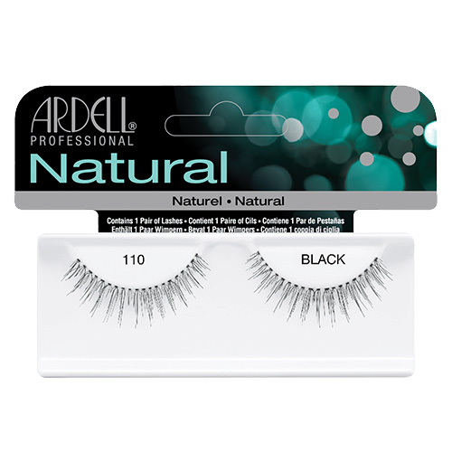 Natural Lash #110 Black Ardell Professional