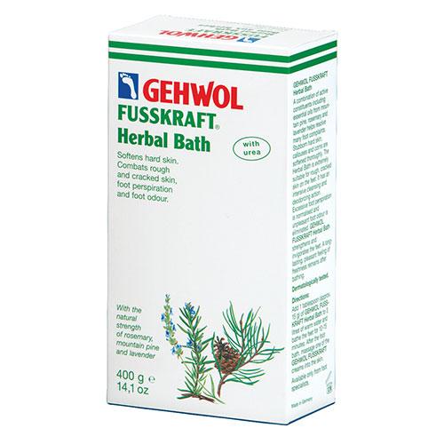 Herbal Bath 400 Gr (green) Gehwol