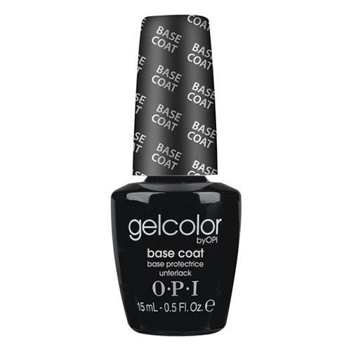 GelColor - Base Coat Gel 1/2 fl oz OPI (GC001 Replaces)