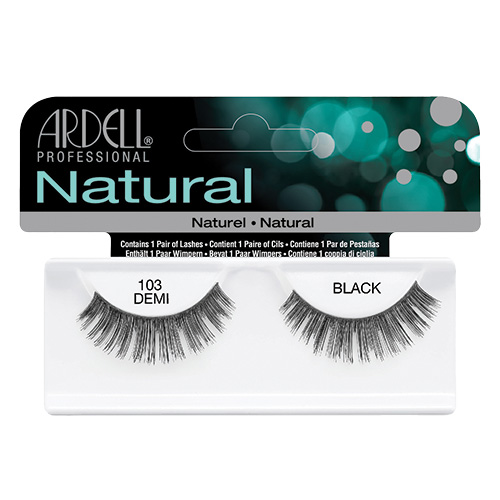 Natural Lash #103 Black Ardell Professional