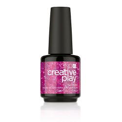 Creative Play GEL Polish #479 Dazzleberry (15ml) 0.5 oz CND