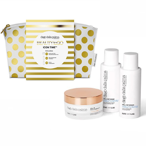 Beauty To Go - Icon Time (Redensifying cream,travel cleanser &toner) DDP Skinlab
