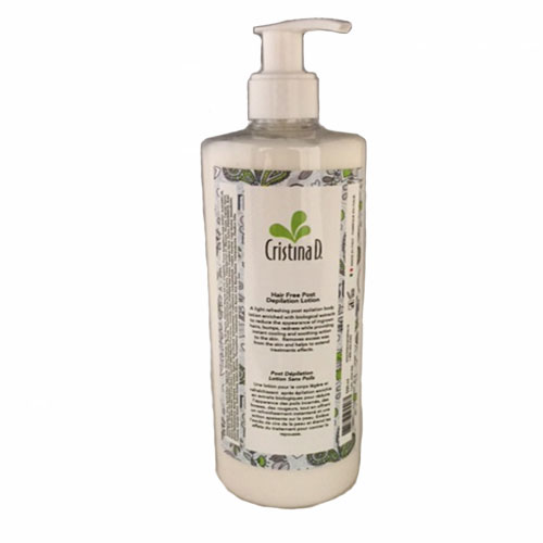 Hair Free Post Depilation Lotion 500ml Cristina D