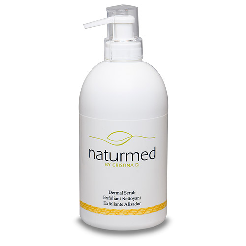 Dermal Scrub 500ml Naturmed By Cristina D