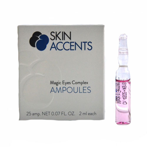 Magical Eyes Ampoule 25/box Skin Accents