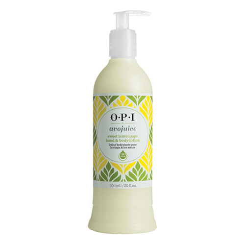 Avojuice - Sweet Lemon Sage 20 fl oz (600ml) OPI