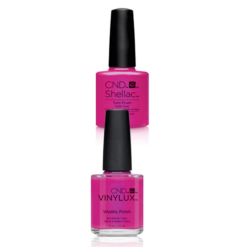 Tutti Frutti Shellac 1/4oz (7.3ml) CND
